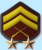 11 - Corporal 2 Stars (C3)