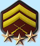 12 - Corporal 2 Stars (C4)
